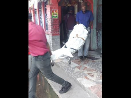 Man found dead in bathroom | News | Jamaica Star